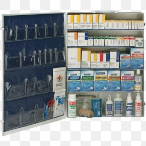 Store Shelf - Pharmaceutical Drug First Aid Kits First Aid Supplies Health Care First Aid Only PNG