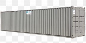 Container - Shipping Container Intermodal Container Design Space Modular Buildings PNG