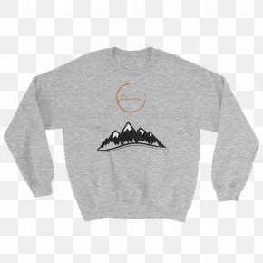 T-shirt - T-shirt Hoodie Crew Neck Sweater Clothing PNG