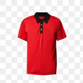 Printed T Shirt Red - T-shirt Polo Shirt Ralph Lauren Corporation Lacoste 0 PNG