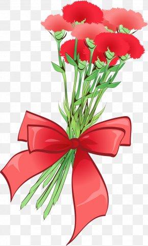 Flower - Carnation Garden Roses Flower Clip Art PNG