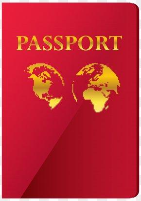 Passport Transparent Clip Art Image - Passport Clip Art PNG