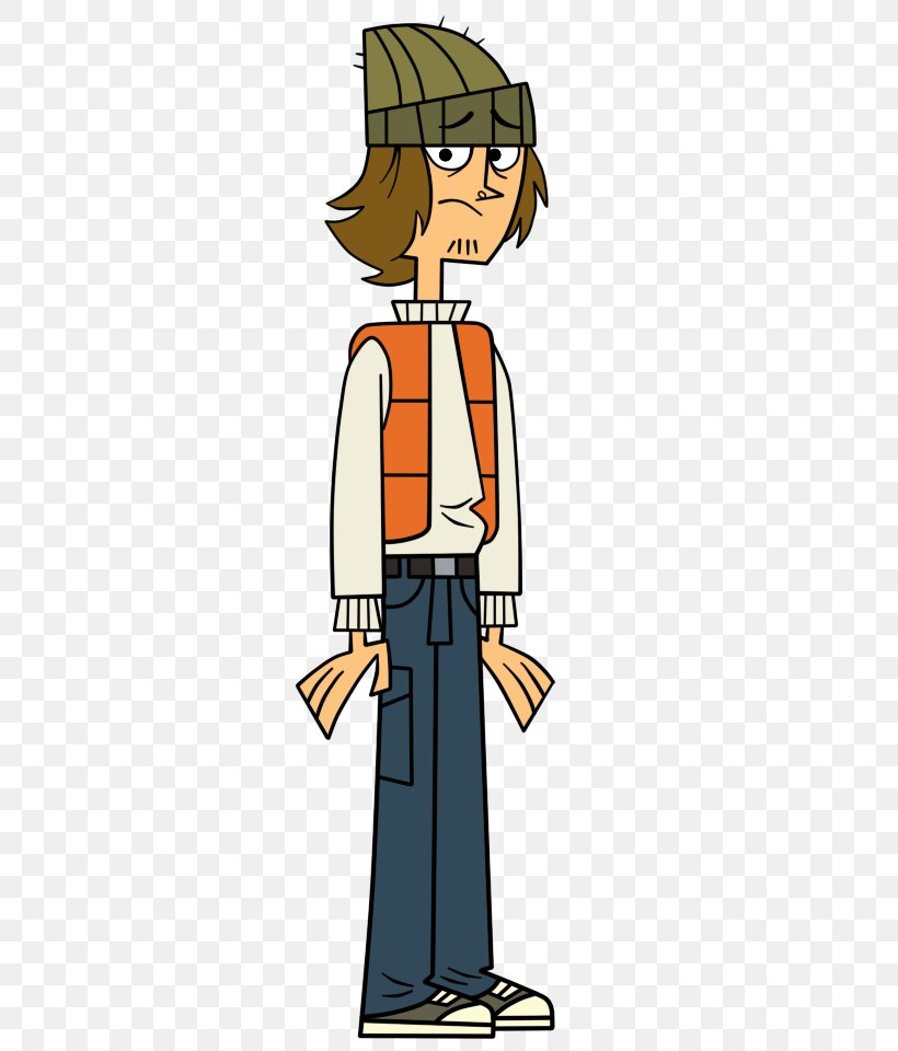 Cartoon Network Total Drama Action Fresh Tv Character Png
