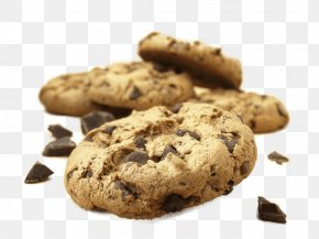 Cookie - Chocolate Chip Cookie Oatmeal Raisin Cookies Peanut Butter Cookie Bizcocho Baking PNG