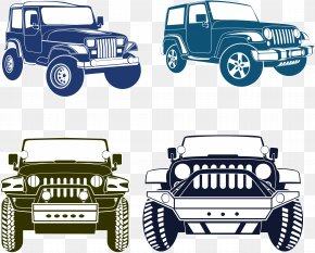 SUV Ad - Jeep Wrangler Car Sport Utility Vehicle Jillian Holtzmann PNG