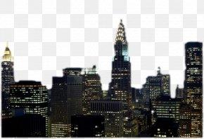 New York - New York City Skyline Clip Art PNG