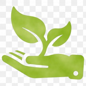 Symbol Plant - Green Leaf Logo Font Clip Art PNG