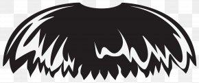 Moustache - Handlebar Moustache Movember Clip Art PNG