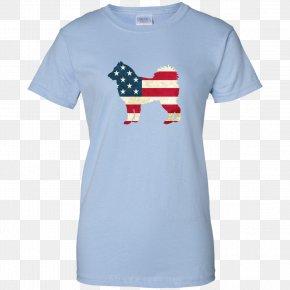 T-shirt - T-shirt Hoodie Gildan Activewear Top Neckline PNG