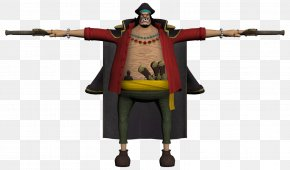 One Piece - One Piece: Pirate Warriors 2 Marshall D. Teach 3D Modeling PNG