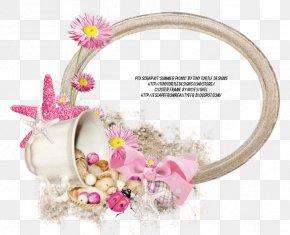 Summer Picnic - Picture Frames Floral Design Blog PNG