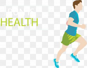 Running Health Movement - Running Euclidean Vector Icon PNG