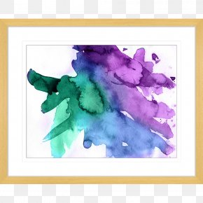 Painting - Watercolor Painting Work Of Art Portrait PNG