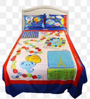 Bed - Bed Sheets Bedding Pillow Child PNG