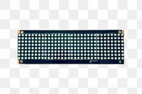 Display - Dot-matrix Display Light-emitting Diode Display Device LED Display Dot Matrix PNG