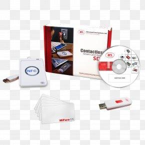 Smart Card Reader Writer Software - Software Development Kit Contactless Smart Card MIFARE PNG