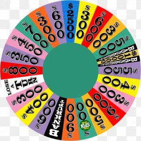 Wheel Of Fortune - DeviantArt Television Broadcast Syndication PNG