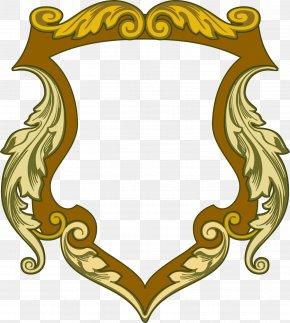 Shield - Escutcheon Crest Shield Clip Art PNG