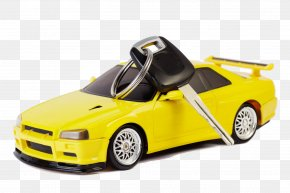 Car - Model Car Key Carefree PNG