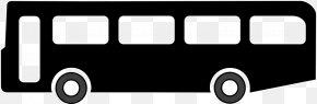 Bus Cliparts Transparent - School Bus Public Transport Clip Art PNG