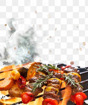 Barbecue - Barbecue Finger Food Pig Roast Cuisine PNG