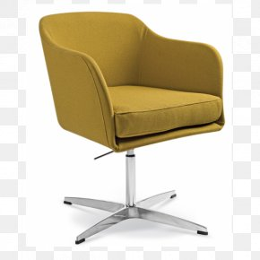 Office Desk Chairs - Office & Desk Chairs Table Panton Chair Armrest PNG