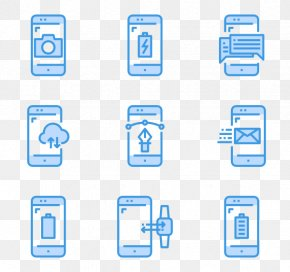 Iphone - IPhone Mobile App Application Software PNG
