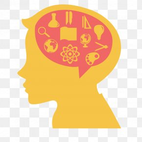 Vector Brain Child - Free Education Graphic Organizer PNG