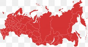 United States - United States Russian Presidential Election, 2000 Map Soviet Union Oblasts Of Russia PNG