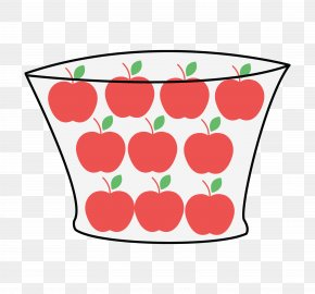 Math Question - Ten Apples Up On Top! Food Gift Baskets Clip Art PNG
