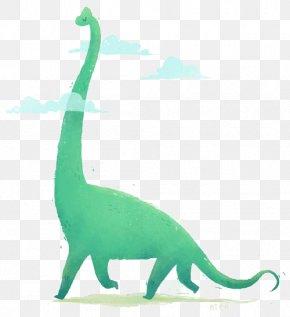 Dinosaur - Ian Malcolm Brachiosaurus Velociraptor Dinosaur PNG