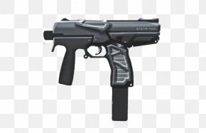 Machine Gun - Trigger Steyr TMP Firearm Machine Pistol PNG