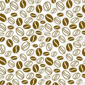 Coffee Beans Vector Shading - Coffee Bean Tea Cafe PNG