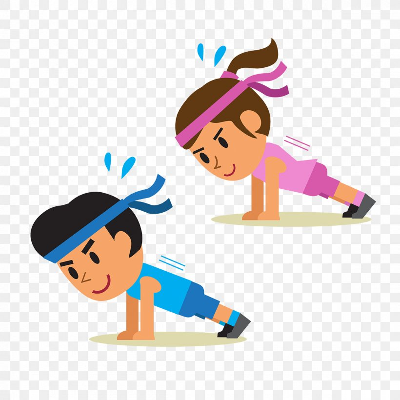 Physical Exercise Cartoon Plank Stretching Png 1200x1200px Physical Exercise Arm Cartoon Exercise Balls Finger Download Free