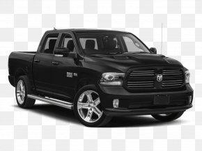 Dodge - Ram Trucks Chrysler Dodge 2017 RAM 1500 Sport 2018 RAM 1500 Sport PNG