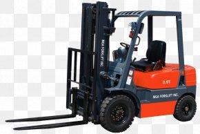 Business - Forklift Pallet Racking Material Handling Business PNG