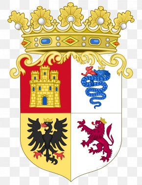 Importance Of Edict Of Milan - Duchy Of Milan Panama City Coat Of Arms Spain PNG