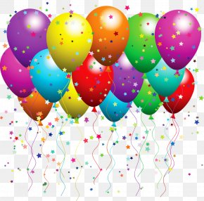 Happy Birthday - Party Balloon Birthday Stock Photography Clip Art PNG