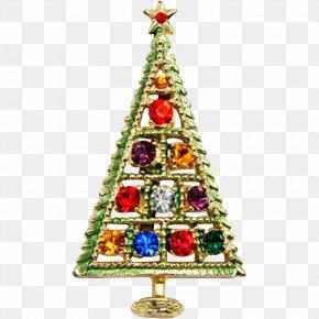 Christmas Tree - Christmas Tree New Year Tree Christmas Day Smiley PNG