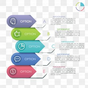 Simple Graphic Design Business Information - Infographic Chart Information PNG