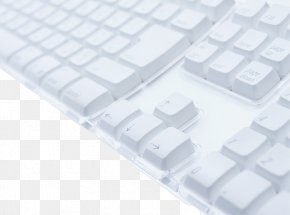 Simple Computer Keyboard - Computer Keyboard Laptop Download Apple PNG