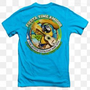 T-shirt - T-shirt Cinco De Mayo Party Sleeve PNG
