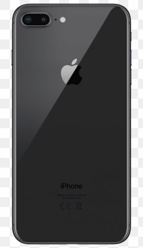 Iphone 8 Plus - Apple IPhone 8 Plus Space Grey Telephone PNG