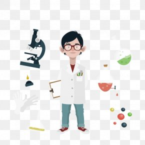 Vector Scientist - Euclidean Vector Scientist Science Knowledge PNG