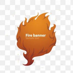 Flame Logo - Flame Explosion Speech Balloon PNG
