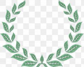 Vascular Plant Flower - Green Leaf Logo PNG