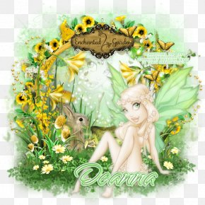 Fairy - Floral Design Fairy Flowering Plant PNG