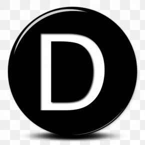 Letter D Vector Icon - Letter Case Desktop Wallpaper PNG