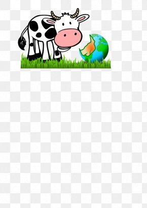 Globe Graphic - Jersey Cattle Pixabay Animal Slaughter Clip Art PNG
