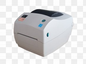 Barcode Printer - Laser Printing Barcode Printer Zebra Technologies Label Printer PNG